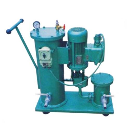 高压油通过稀油站厂家高压检查送到静压的轴的承阀