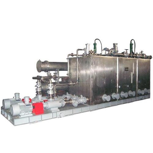 压缩机稀油润滑装置