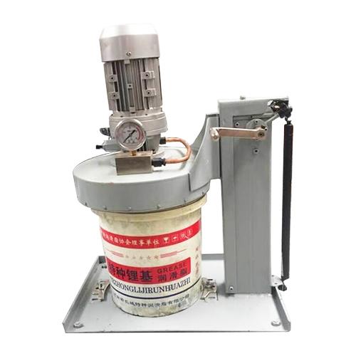 KSP8-S手摇升降架式电动润滑泵