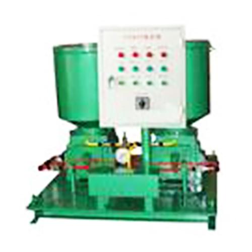 SDRB N系列双列式电动润滑脂泵(31.5MPa)