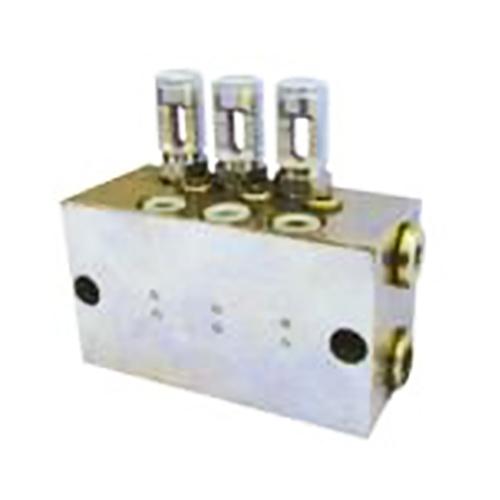 SSPQ P系列双线分配器(40MPa)