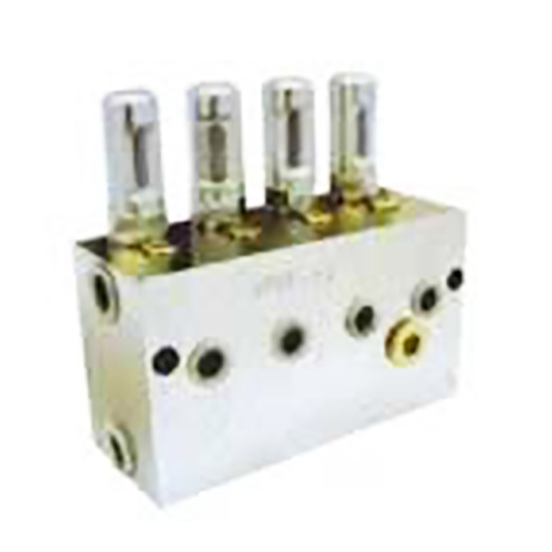 SSPQ P1.15(VSN-KR)系列双线分油器(40MPa)
