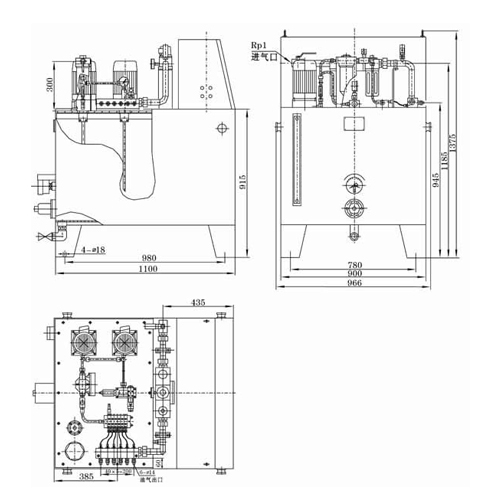 ZRTYQZ 0.28/型油气供应站