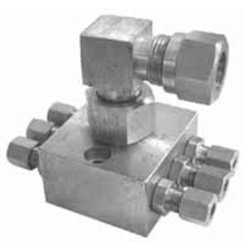 ZRFLG型油气分流器
