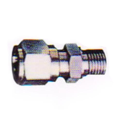 卡套式端对接直通管接头(25MPa、40MPa)