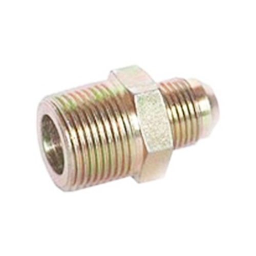 扩口式锥螺纹直通管接头