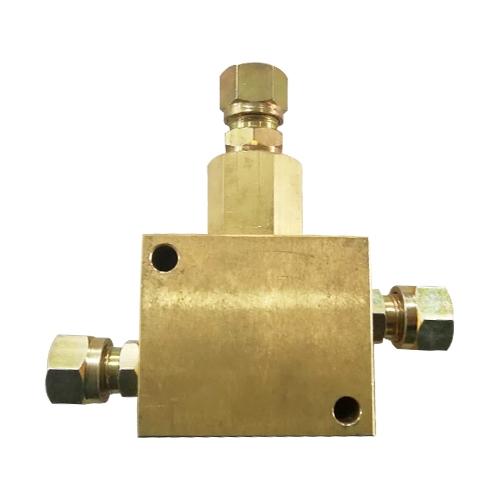AJS 油气分配器